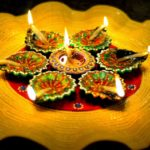 Celebrating Diwali Always! | Happy Diwali Greeting card image