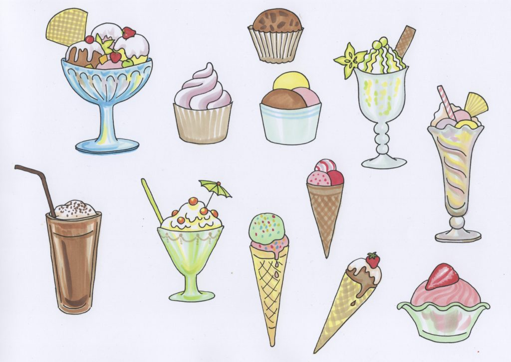 Spiritual Inspirations from Ice Cream (Ice Cream Day) picture