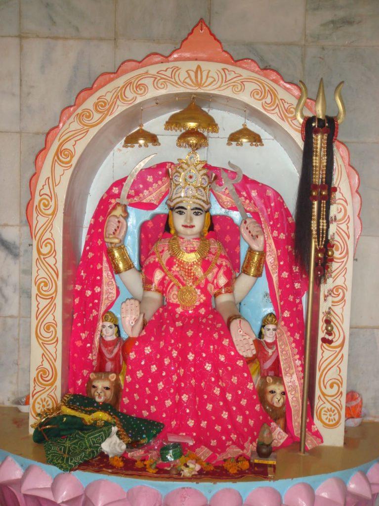Spiritual Significance of Kuldevi & Kuldevtas | True Meaning of Kuldevi & Kuldevtas - Photo of Ashapura Mata