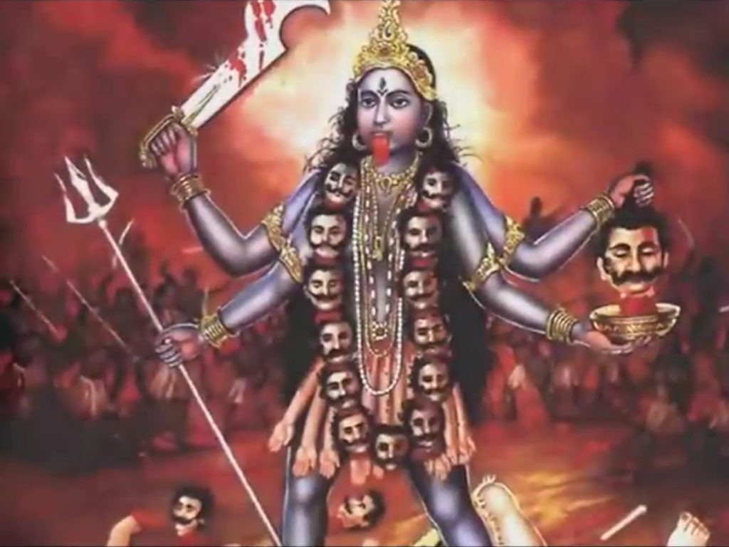 Spiritual Significance of Maa Kali | True Meaning of Maa Kali image