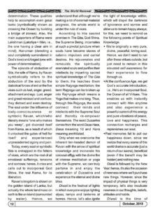 The Spiritual Significance of Dussehra and Diwali - Page 2/3
