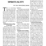 Page 1/7 of 'Understanding and Practising Easy Spirituality'
