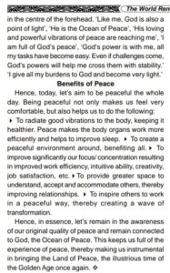 Page 2/2 of article on 'International Day of Peace'