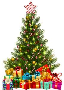 Happy Christmas Day - Christmas Tree image