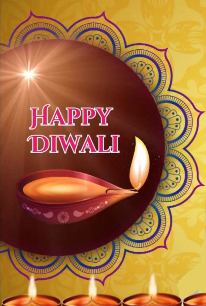 Spiritual Significance of Diwali | Happy Diwali Wishes image