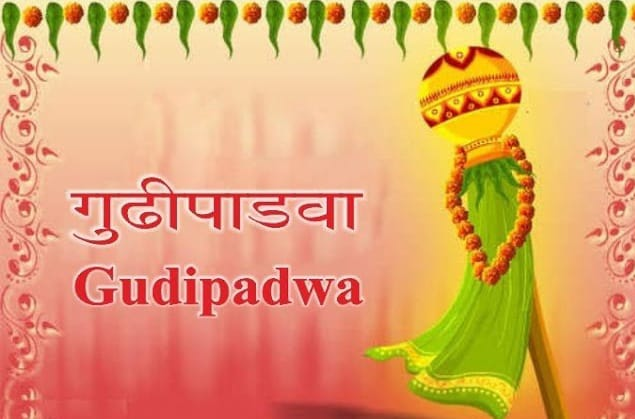 Happy Gudi Padwa Wishes | Spiritual Significance of Gudi Padwa image