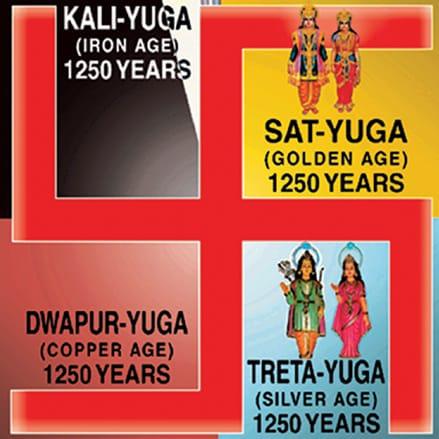 Spiritual Significance of Laxmi Puja | Happy Laxmi Puja Wishes - Swastik image