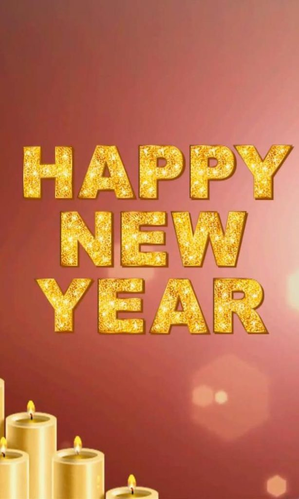 Happy New Year Wishes & Greetings image