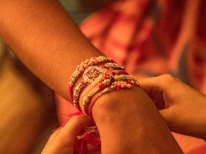 Wish you a very Happy Raksha Bandhan | Happy Raksha Bandhan Wishes image