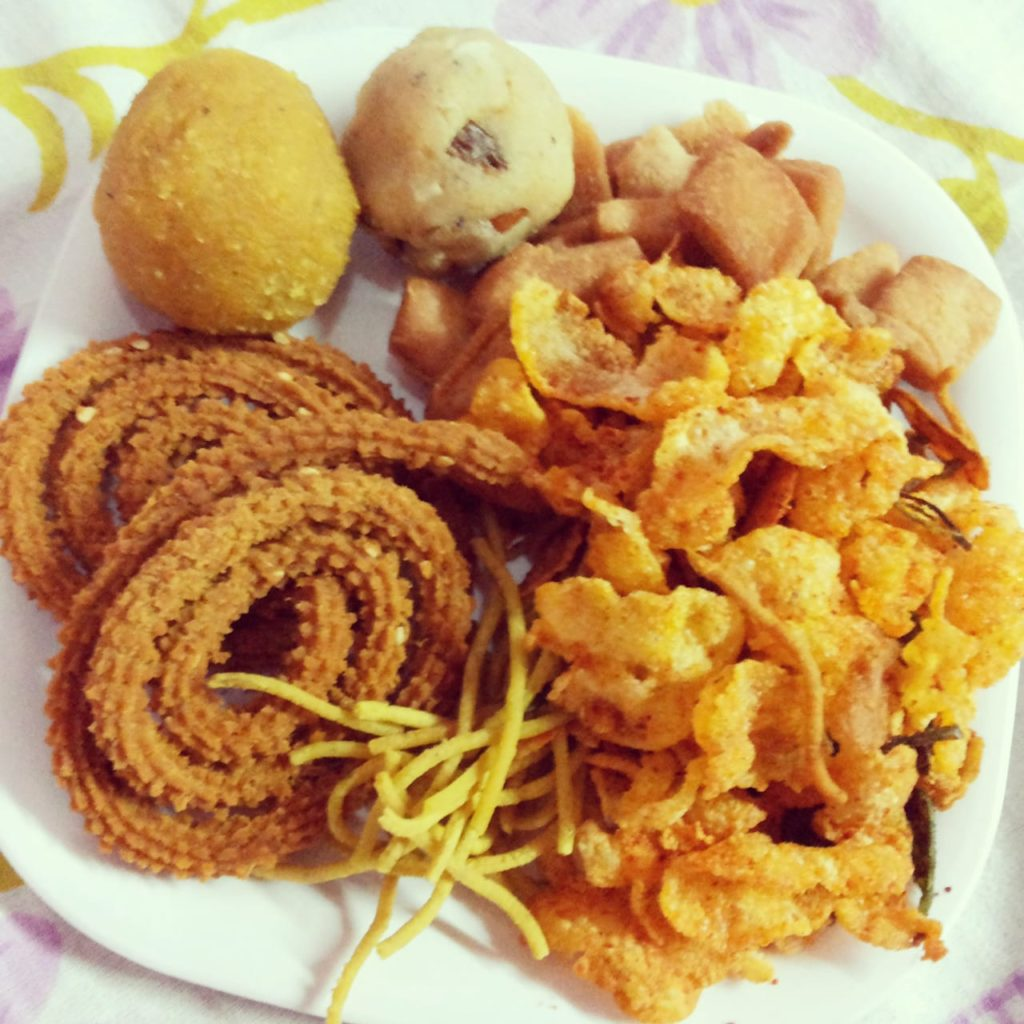 Spiritual Inspirations from Indian Snacks Recipes | Diwali Snacks image