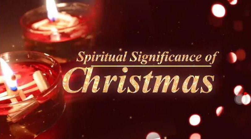 Spiritual Significance of Christmas | Merry Christmas Wishes image