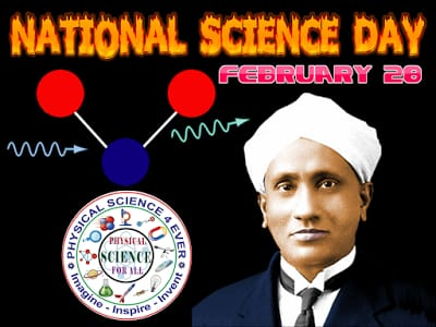 Wish you a Happy National Science Day | National Science Day essay for students