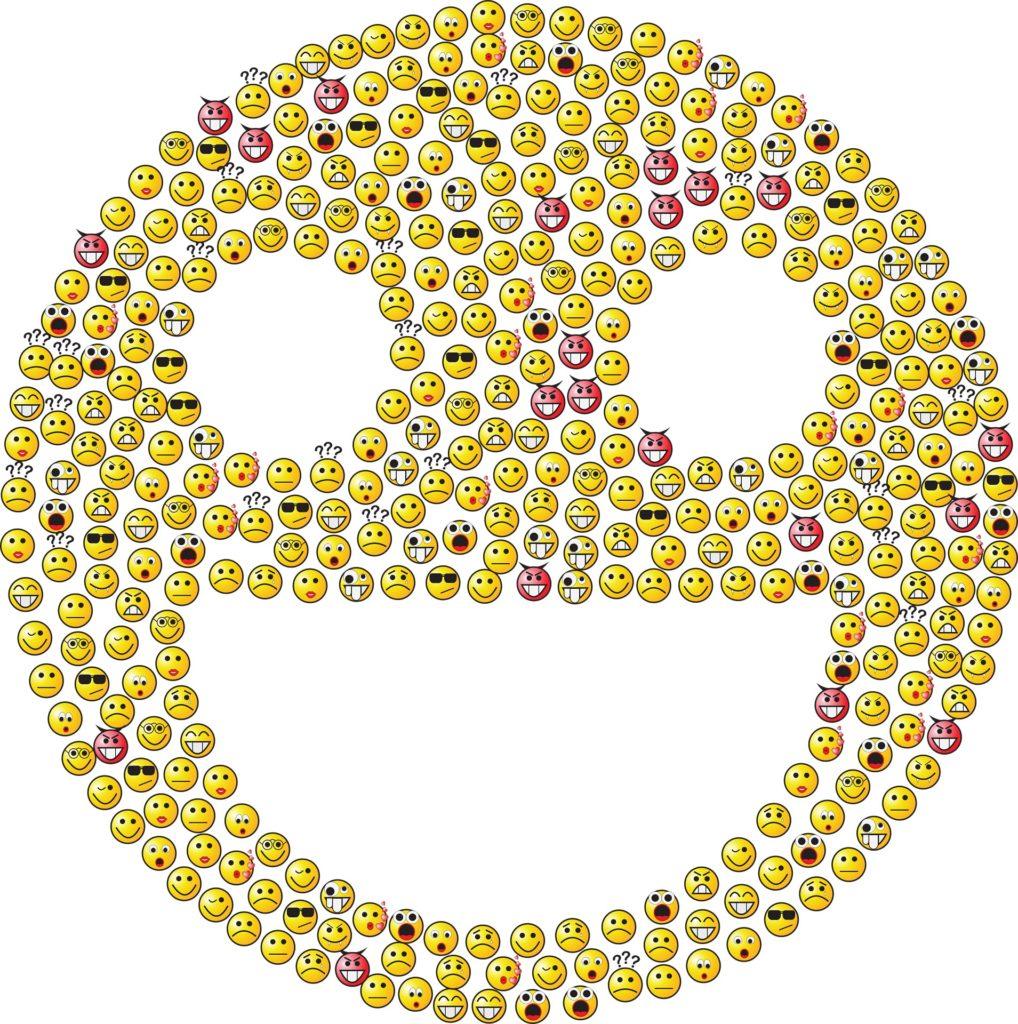 Spiritual Inspirations from Emoji, Emoticons, Smiley (World Emoji Day)