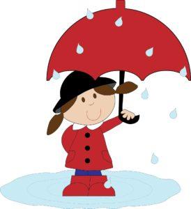 Spiritual Inspirations from Rain image