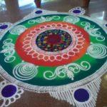 Spiritual Significance of Indian Rangoli image