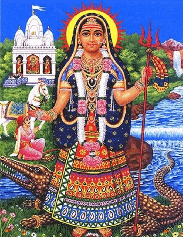 Spiritual Significance of Khodiyar Maa | True Meaning of Khodiyar Maa photo