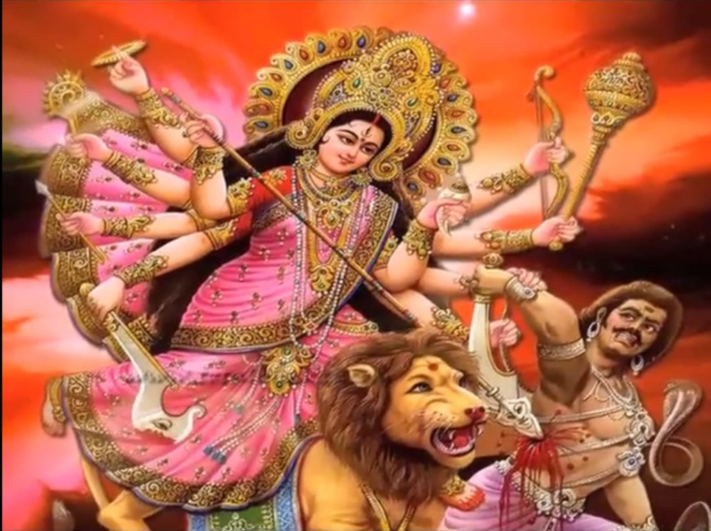 Spiritual Significance of Maa Durga | True Meaning of Maa Durga image