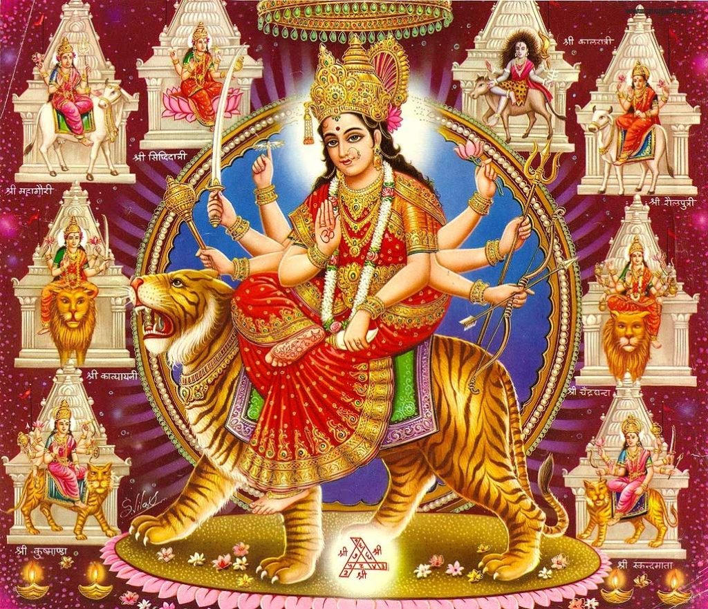 Spiritual Significance of Navratri image