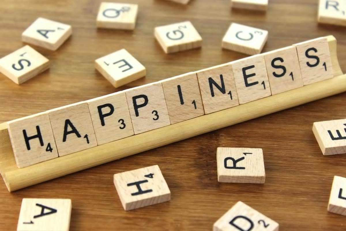 'What is Happiness' definition | Benefits of Happiness image